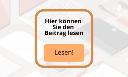 Der Call-to-Action